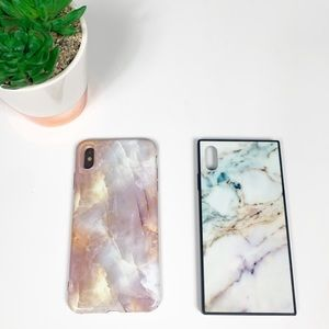 (2) iPhone XS Max Phone Cases Bundle